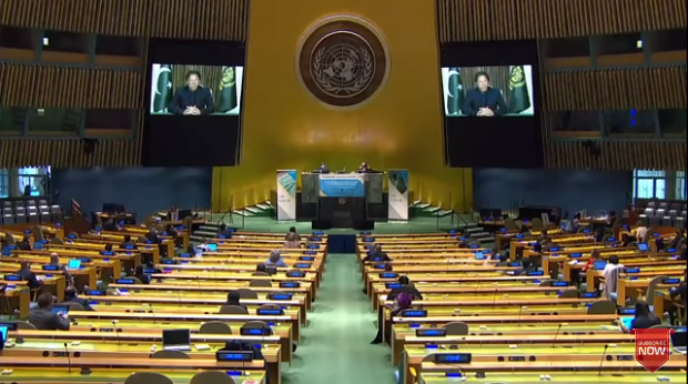 united nations south asia and imran khan