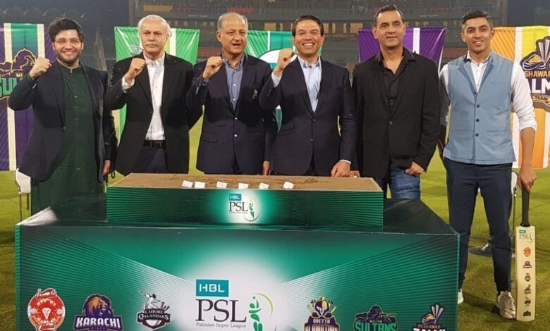 The remaining matches are PSL in Dubai as per new schedule
