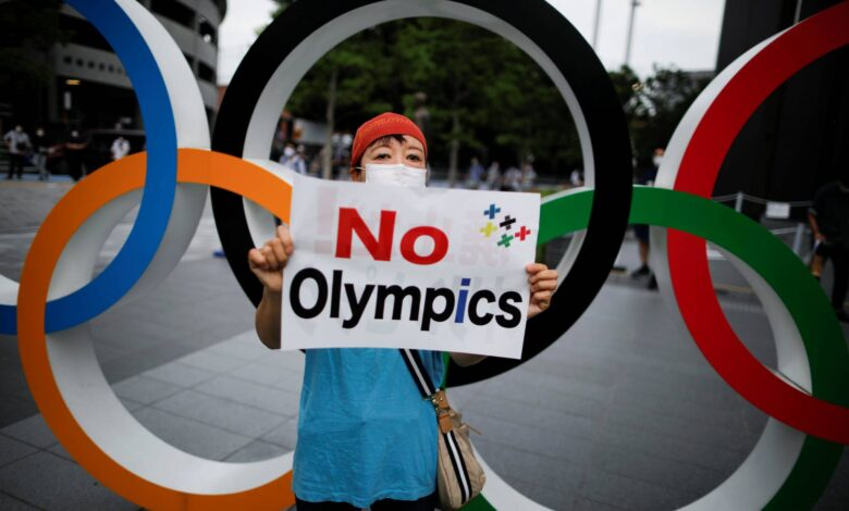 According to experts, the Tokyo Olympics is a threat