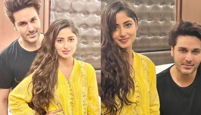 Sajal ely is a real superstar Ahsan Khan