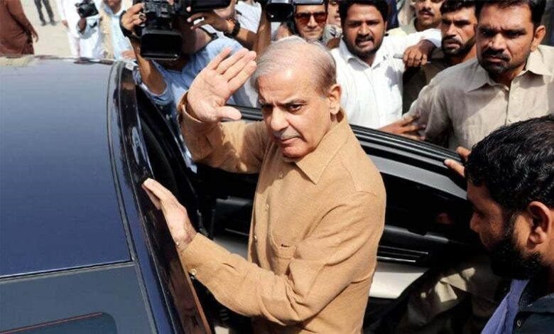 Shahbaz Sharif's appearance, new case opened