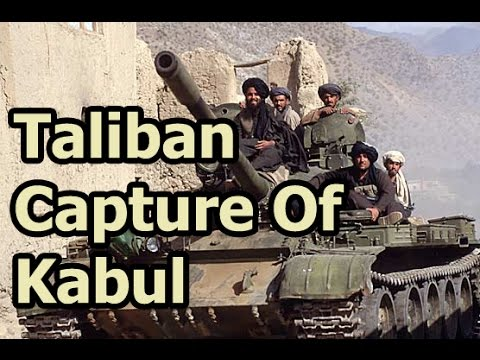 The Taliban will seize Kabul by force