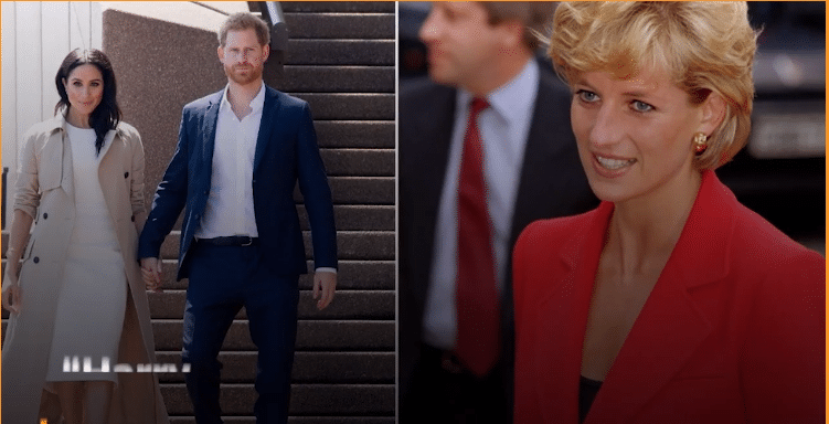 Princess Diana plans to settle in California