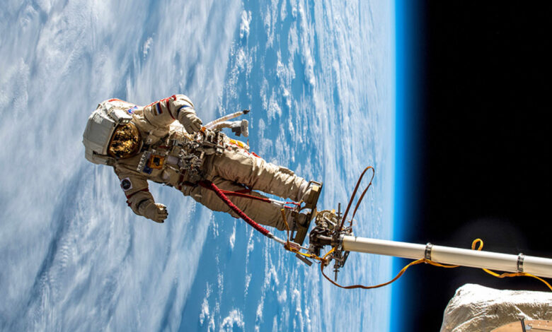 Russia wants to make a film in space before America